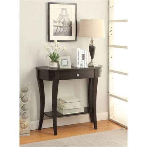 Entryway Table by Convenience Concepts Newport Entryway Console Table