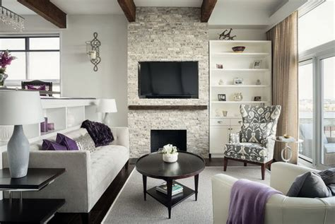 fantastic contemporary living room designs from houzz 21