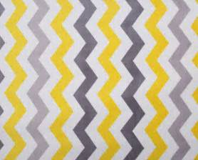 grey yellow chevron multi grey yellow