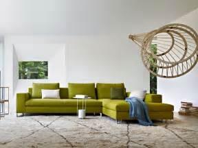 green sofa interior design ideas