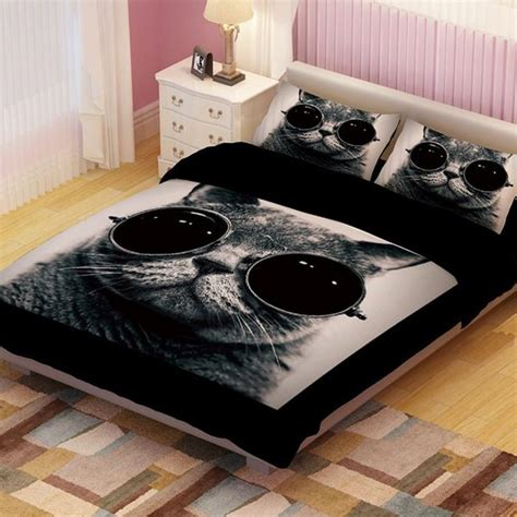 cat themed bedding 52 cat themed home decor accessories gifts for cat lovers