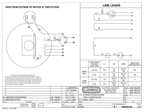 magnificent leeson wiring diagram ideas electrical
