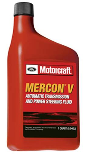 motorcraft mercon v atf