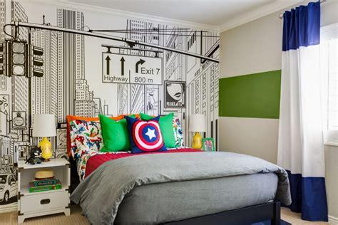 toddler superhero bedroom modern super hero kids room project nursery