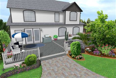 free home yard design software free landscape design software 3d downloads