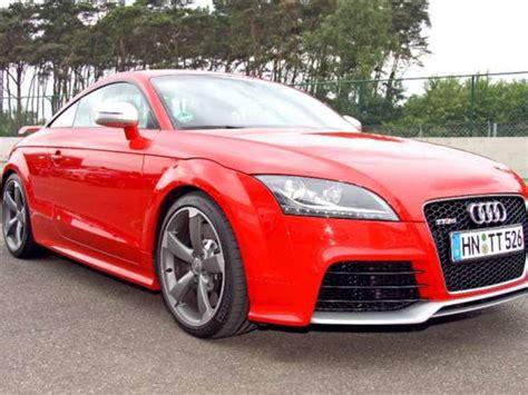 Audi Tt Bremsscheiben by Der Neue Audi Tt Rs Im Test Auto Motor At
