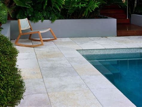25 best ideas about limestone pavers on