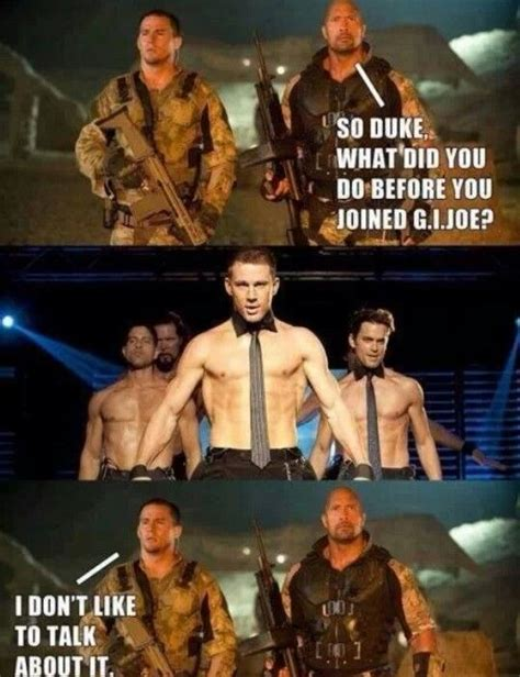 Magic Mike Meme - haha how funny quotes sayings poems pinterest