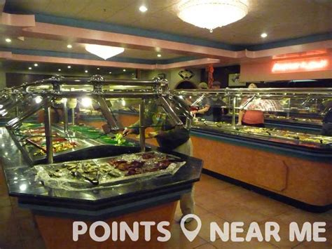 buffet near me points near me