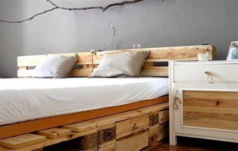 camas el stica 7 camas de palets en las que te encantar 237 a dormir casas