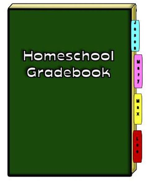 Homeschool Report Cards And Book Reports On Pinterest Homeschool Iep Template