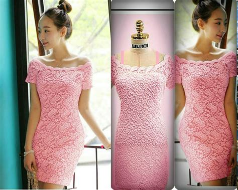 Sabrina Dress Murah model baju sabrina dress pendek pesta cantik terbaru