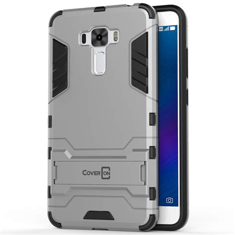 Asus Zenfone 3 Max 216 Excellent Condition coveron for asus zenfone 3 laser hybrid stand armor kickstand slim cover ebay