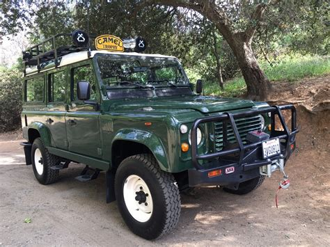 original land rover defender completely original 1980 land rover defender 110 offroad