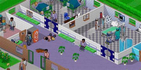 theme hospital list of rooms free game theme hospital origin indie game bundles
