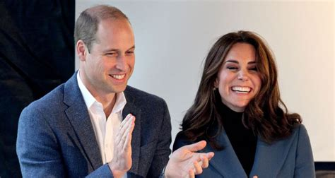 kate and william kate middleton couldn t stop laughing at prince william s
