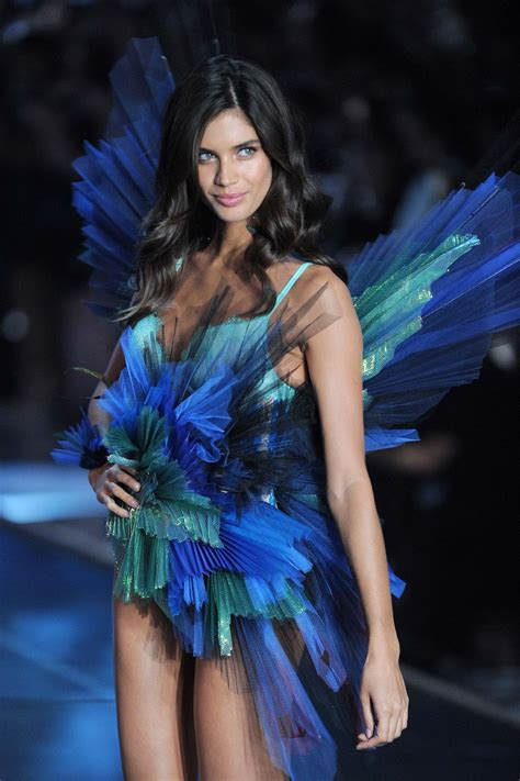 victoria s sara sampaio at victoria s secret 2015 fashion show in new