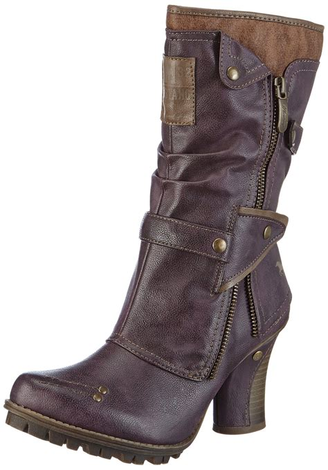 Shoe Bag Boots mustang stiefelette womens boots co uk shoes