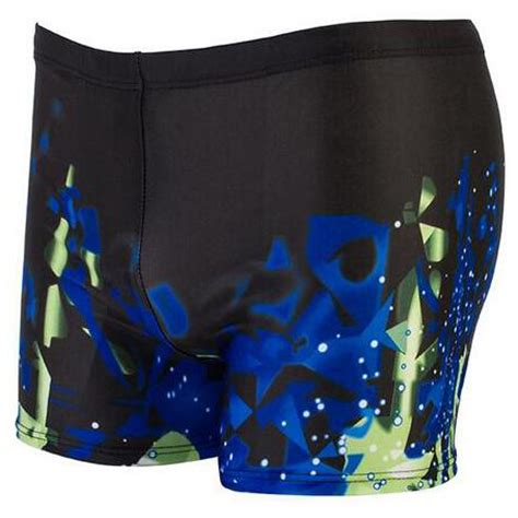 Celana Stretch Blue Pendek Pria 1 celana renang pria swimwear all size black blue jakartanotebook