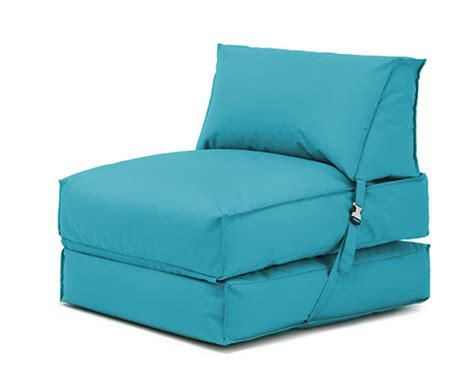 Turquoise Bean Bag Chair by Turquoise Bean Bag Z Bed Lounger Outdoor Waterproof Garden Children S Chair Ebay