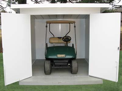 Golf Cart Shed by Guide To Get Golf Cart Storage Sheds Drawing Plan