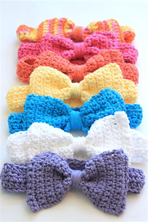 crochet baby headband with lace bow and by allbabygirls 2 headbands bow headbands 2 for 30 and save