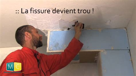 Retouche Peinture Plafond by R 233 Nover Un Plafond 1 2