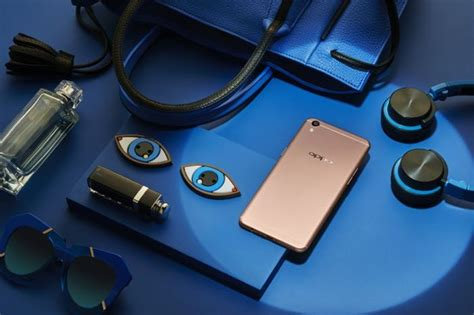 Gadget Smartphone Oppo F1 S oppo r9 launches in europe as oppo f1 plus geeky gadgets