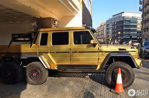 mercedes g 63 amg 6x6 25 april 2016 autogespot