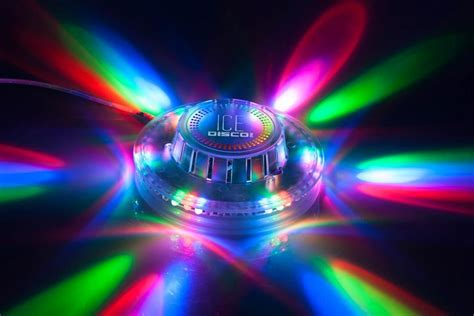 disco lights that react to music disco 360 ice light show music and sound responsive