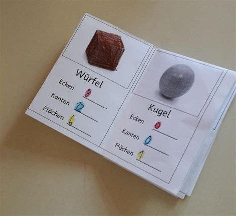 Ecken Block Formen by Grundschule Gem 252 Nden Klasse 2 Wird Zu Experten F 252 R