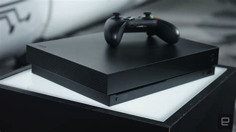 X One X microsoft s xbox one x is still a tough sell