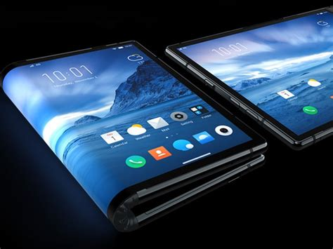 samsung foldable phone samsung s foldable smartphone is the industry ready for the next big thing technobezz