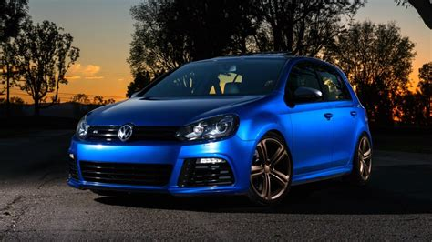Modded Golf R by Modified 2012 Vw Mk6 Golf R Review