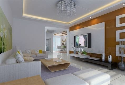 interior picture of tv wall color