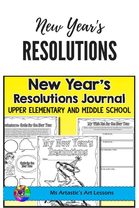 new year lesson plan middle school new year resolution lesson plans middle school 28 images