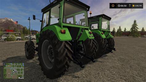 deutz torpedo ls17 pack v1 0 farming simulator 2017 mods