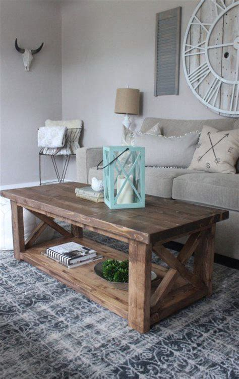 Diy Living Room Table Ideas How To Make A Coffee Table Using Diy Coffee Table Plans Top Cool Diy