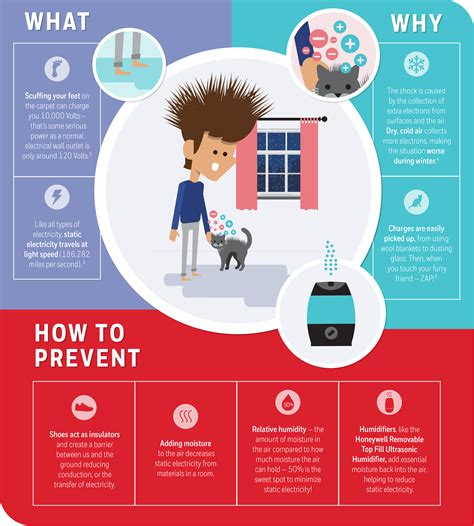 reduce bothersome static electricity using humidifiers