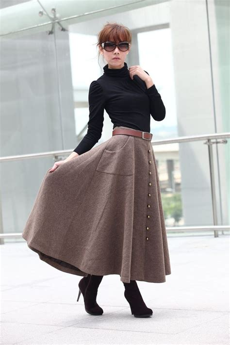 Camel Winter Skirt Y823 25 best images about dressy fall winter on wool tweed skirt and tops