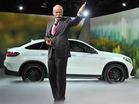 mercedes ceo mercedes ceo proclaims 2015 to be year of the suv