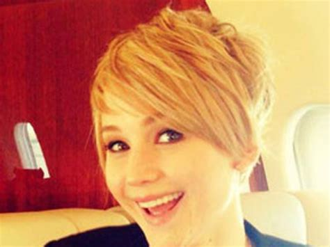 jennifer lawrence hair colors for two toned pixie jennifer lawrence s pixie cut star gets dramatic hair