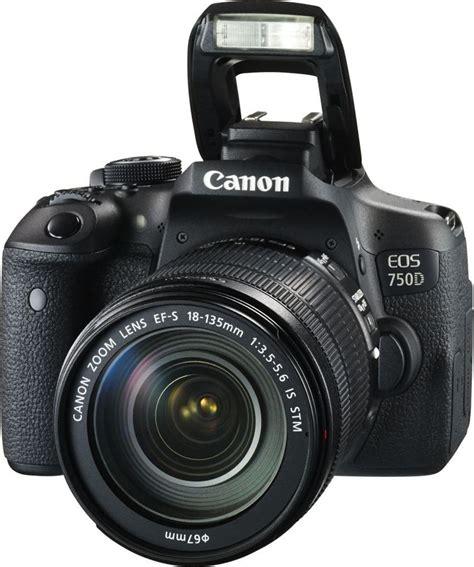 Dijamin Canon Eos 750d Kit Ef S 18 55 Stm Wifi купить зеркальный фотоаппарат Canon Eos 750d Kit Ef S 18