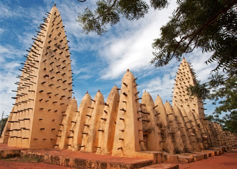 7 Places To Visit At Time by 7 Places To Visit In Burkina Faso