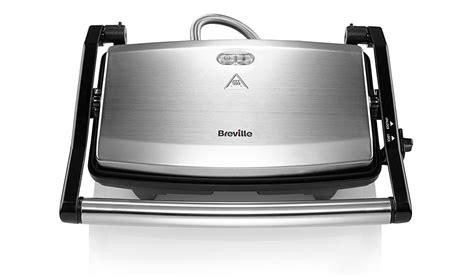 Breville Sandwich Toaster Breville Vst049 Cafe Style 2 Slice Sandwich Toaster
