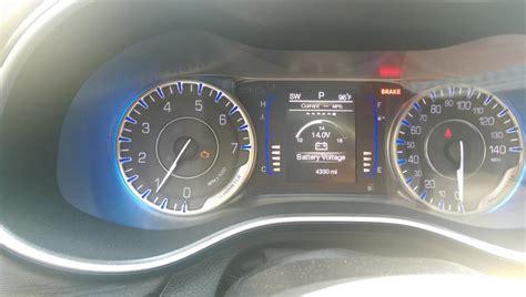 2015 Chrysler 200 Check Engine Light On 12 Complaints