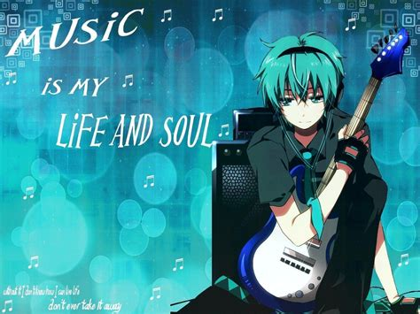 cool my anime music wallpapers wallpaper cave