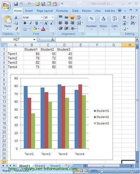 generate graphs excel flow chart new calendar template site