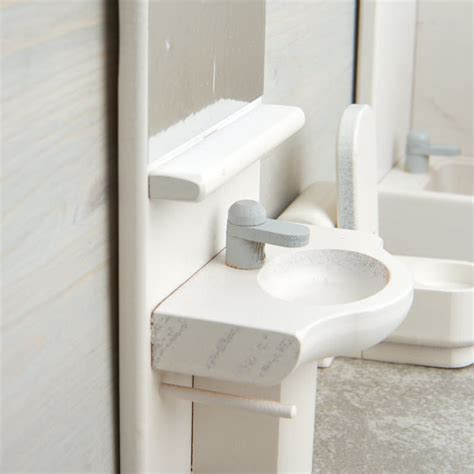 dollhouse bathroom furniture wooden dollhouse bathroom furniture bathroom laundry