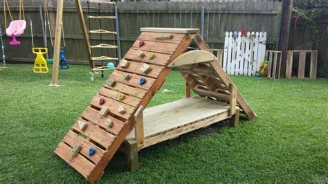 shed plans pallet climbing frame google search